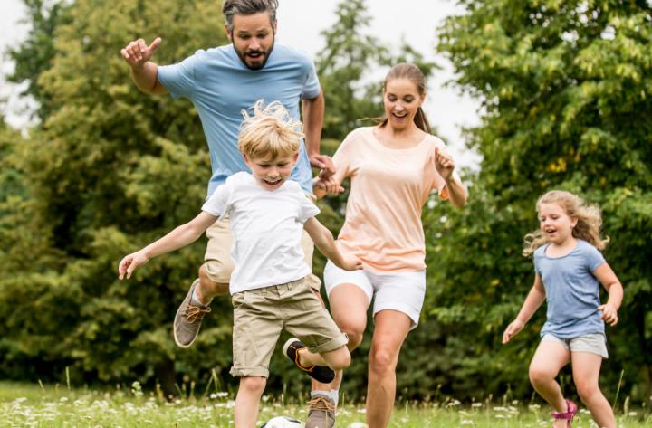 Aktivitäten für die ganze Familie